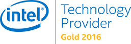 Intel Gold 2016 logo