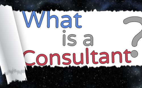 What is a Consultant? image
